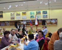 Prednovoletno srečanje članov Zveze Borcev za vrednote NOB Huje -Planina 2011