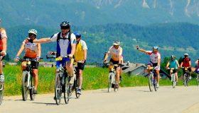 Napotki za varno kolesarjenje